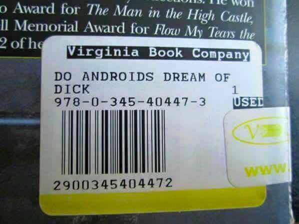 Do Androids ...?